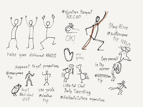 Sketchnote Summary by Mauro Toselli (@xLontrax):